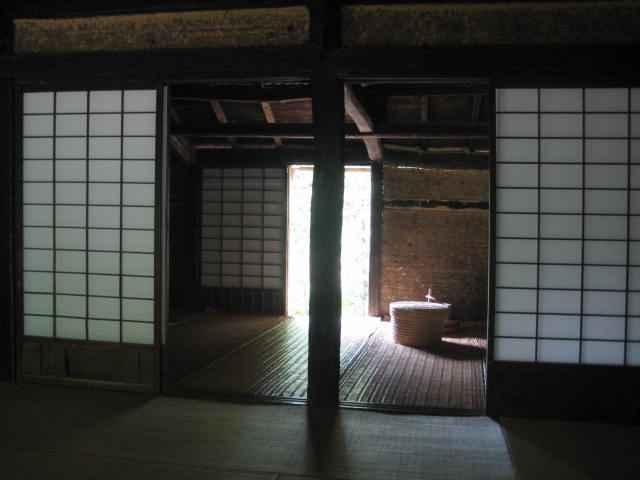 Maison de 200 ans coucou du japon for Architecture traditionnelle japonaise